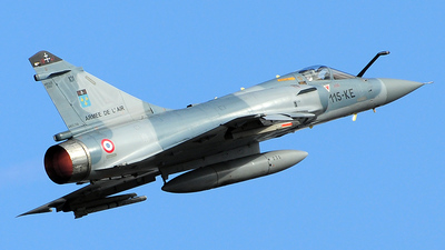 101 - Dassault Mirage 2000C - France - Air Force