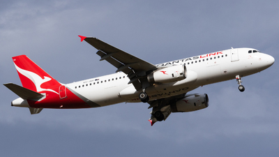 A picture of VHJQX - Airbus A320232 - Qantas - © Will.Taylor