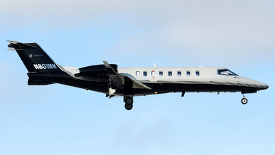 N801MM - Bombardier Learjet 75 - Private