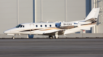 9H-EAA - Cessna 560XL Citation Excel - Luxwing