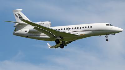N713L - Dassault Falcon 7X - Private