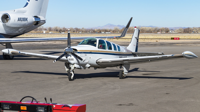 N944LF - Beechcraft A36 Bonanza - Private