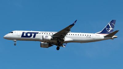 SP-LNH - Embraer 190-200IGW - LOT Polish Airlines