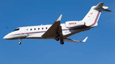 N84CW - Gulfstream G280 - Private