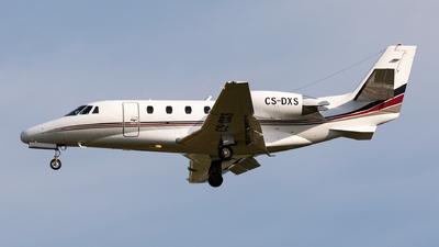 A picture of CSDXS - Cessna 560XLS Citation Excel - NetJets - © Sebastian Sowa