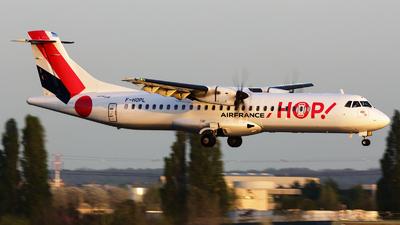 F-HOPL - ATR 72-212A(600) - HOP! for Air France