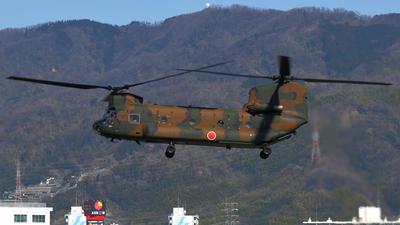52906 - Kawasaki CH-47J Chinook - Japan - Ground Self Defence Force (JGSDF)
