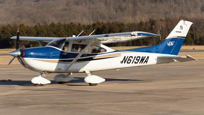 N619WA - Cessna T182T Skylane TC - Private