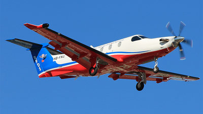 HB-FXU - Pilatus PC-12/47E - Royal Flying Doctor Service of Australia (Western Operations)