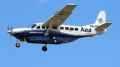 A picture of PRWOT - Cessna 208B Grand Caravan - Azul Linhas Aereas - © Wiliam Braun
