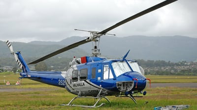 C-FPSZ - Bell 205A-1 - Valhalla Helicopters