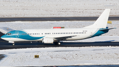 A picture of URCSV - Boeing 7374K5 - Jonika - © BennyH