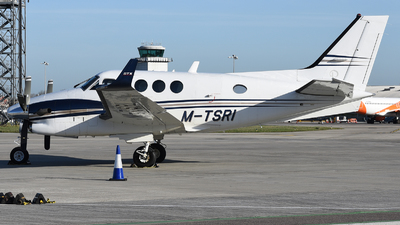 M-TSRI - Beechcraft C90GTi King Air - Private