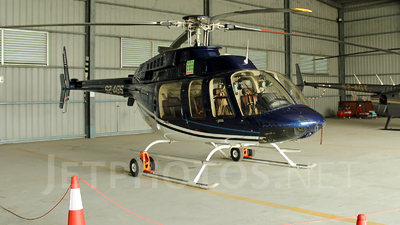 S2-AGS - Bell 407GX - Square Air