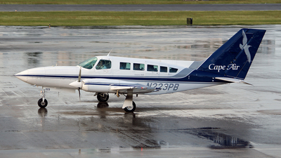 N223PB - Cessna 402C - Cape Air