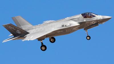 168731 - Lockheed Martin F-35B Lightning II - United States - US Marine Corps (USMC)