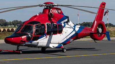 D-HNHF - Eurocopter EC 155 B1 - Northern Helicopter