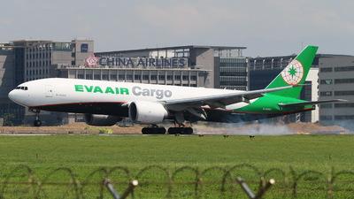 B-16783 - Boeing 777-F5E - Eva Air Cargo