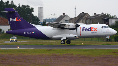 EI-FXE - ATR 42-320(F) - FedEx Feeder (Air Contractors)