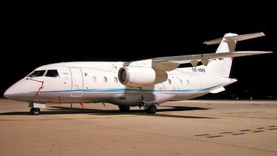 OE-HMS - Dornier Do-328-300 Jet - Tyrolean Jet Services