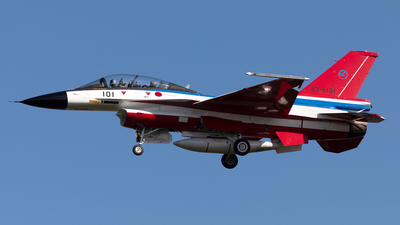63-8101 - Mitsubishi F-2B - Japan - Air Self Defence Force (JASDF)