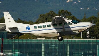606 - Cessna 208B Grand Caravan - Guatemala - Air Force