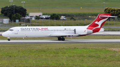 VH-NXR - Boeing 717-2BL - QantasLink (Cobham Aviation Services Australia)