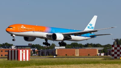 PH-BVA - Boeing 777-306ER - KLM Royal Dutch Airlines