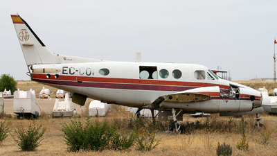 EC-COI - Beechcraft C90 King Air - Spain - Civil Aviation Authority