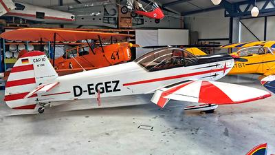 D-EGEZ - Mudry CAP-10B - Private