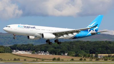 C-GUBH - Airbus A330-243 - Air Transat