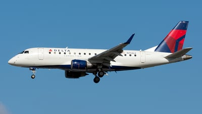 N751CZ - Embraer 170-100LR - Delta Connection (Compass Airlines)