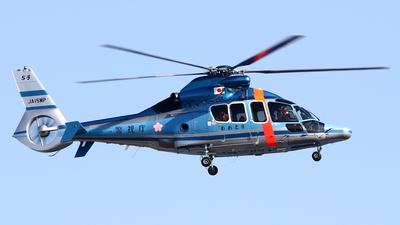 JA15MP - Airbus Helicopters H155 B1 Dauphin - Japan - Police