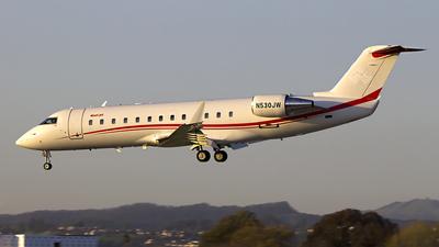 N530JW - Bombardier CL-600-2B19 Challenger 850 - Set Jet