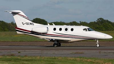 G-OEWD - Hawker Beechcraft 390 Premier I - Private