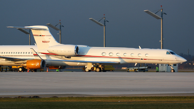 N668P - Gulfstream G-V(SP) - Private