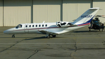 N982BZ - Cessna 525 Citation CJ3 - Private