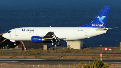 TF-BBE - Boeing 737-36E(SF) - Bluebird Nordic