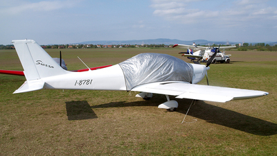 I-8781 - Tecnam P2002JR Sierrra - Private