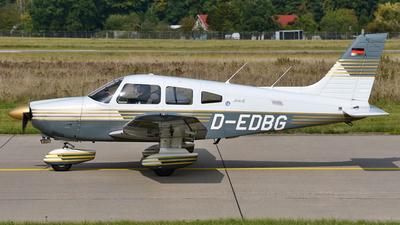 D-EDBG - Piper PA-28-181 Archer II - Private