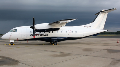 A picture of DCITO - Dornier 328110 - Private Wings - © Christian Weber
