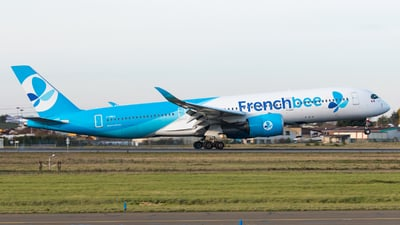 A picture of FHREU - Airbus A350941 - French Bee - © William Verguet