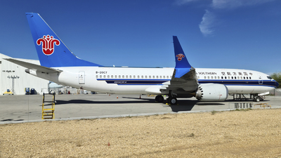 B-20C7 - Boeing 737-8 MAX - China Southern Airlines