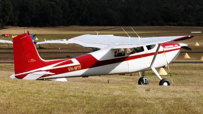 VH-MTF - Cessna 180A Skywagon - Private