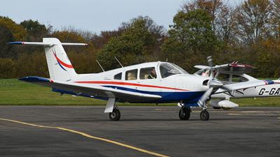 G-BHFJ - Piper PA-28RT-201T Turbo Arrow IV - Private