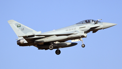 8015 - Eurofighter Typhoon EF2000 - Saudi Arabia - Air Force