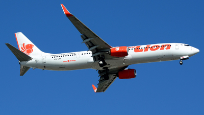 HS-LTI - Boeing 737-9GPER - Thai Lion Air