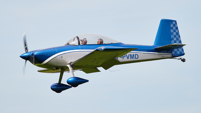 F-PVMD - Vans RV-8 - Private