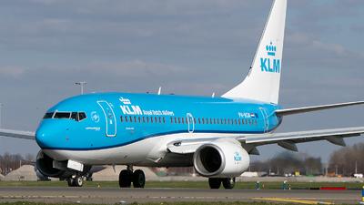 PH-BGN - Boeing 737-7K2 - KLM Royal Dutch Airlines