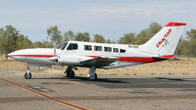 VH-UCD - Cessna 402C - Chartair